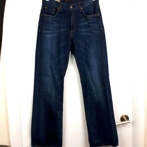 Lucky Brand 181 Relaxed Straight Jean Men's 30x32